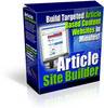 Article Site Builder - Build High-content Websites