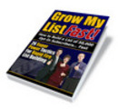 Thumbnail Grow My List Fast With Master Resale Rights.