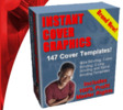 Thumbnail Instant Cover Graphics 147 Cover Templates - *w/resell Right