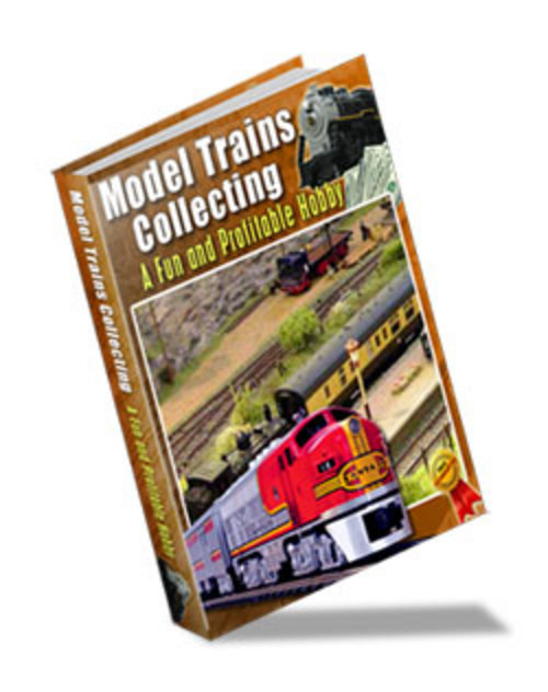 Product picture Model Trains Files With Master Resale Rights.